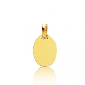 Pendentif Or Jaune 1.4 g  Morgane - 2862