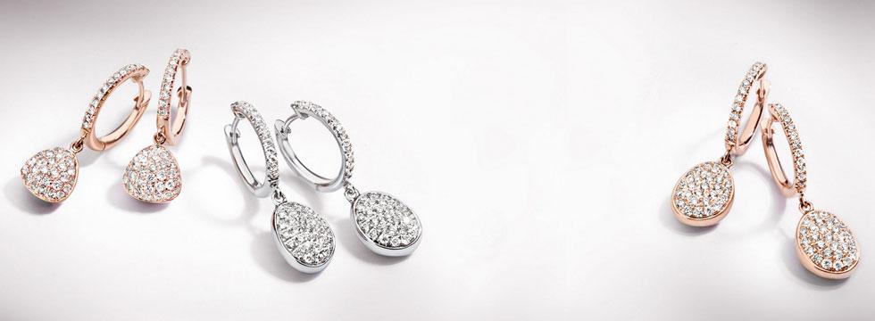 boucle d oreille diamant tendance commandez d s. Black Bedroom Furniture Sets. Home Design Ideas