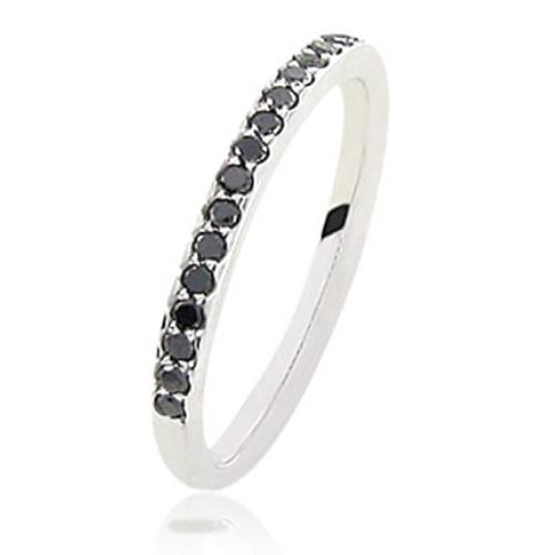 alliance mariage diamant noir alyona 1003020gn. Black Bedroom Furniture Sets. Home Design Ideas