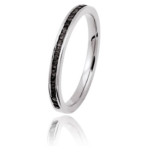alliance mariage diamant noir rika 11070020gn. Black Bedroom Furniture Sets. Home Design Ideas