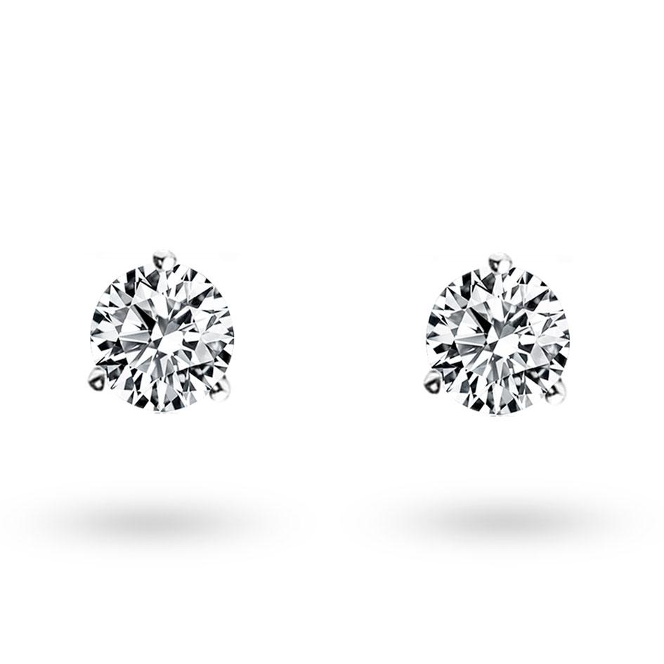 boucle d oreille diamant 0 4 ct lucie e2582fmpwa602. Black Bedroom Furniture Sets. Home Design Ideas