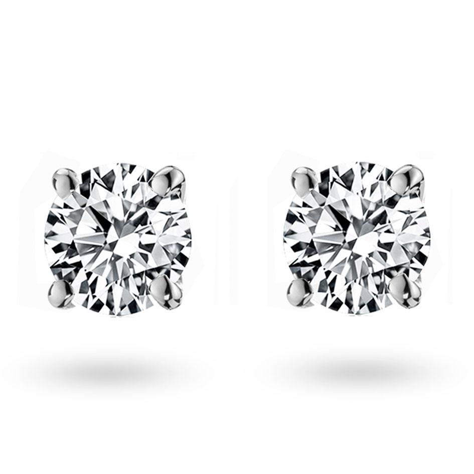boucles d oreille diamant pas cher bijoux la mode. Black Bedroom Furniture Sets. Home Design Ideas