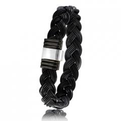 - Bracelet en Poils d'éléphant or PVD 0.5g - 13 mm Aurèlie - 699NTELORblanc