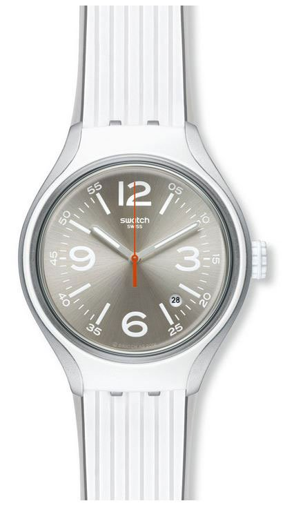 Montre Swatch Irony X Lite Blanche