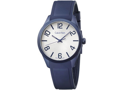 Montre Calvin Klein homme Color