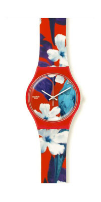 Maxi Swatch Mister Parrot