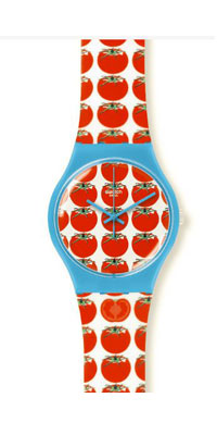 Maxi Swatch Tomatella
