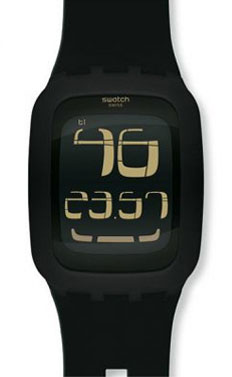Montre Swatch Touch Digitale